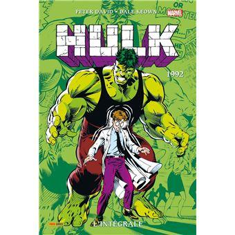Hulk - Hulk, L'intégrale, 1992 T7
