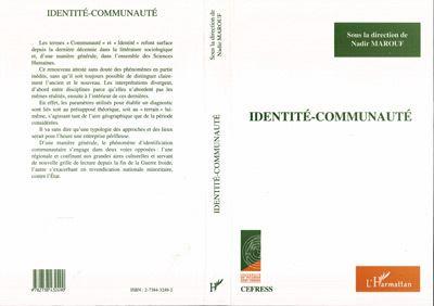 Identité-communauté