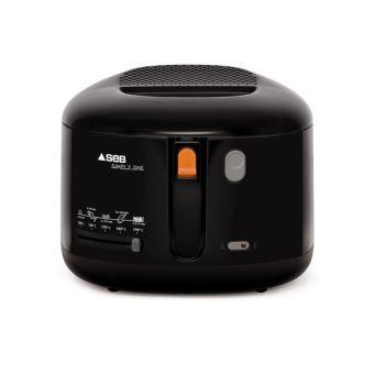SEB Friteuse Classic Filtra One FF160800 - Black