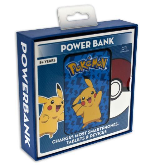 Batterie externe Smartools PowerBank Pokémon Pikachu 5000 mAh