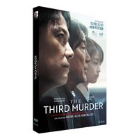 The Third Murder DVD