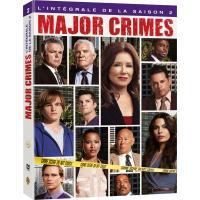 Major Crimes Saison 2 - DVD