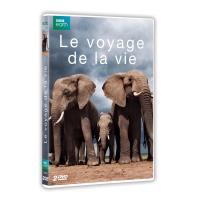 Le voyage de la vie DVD