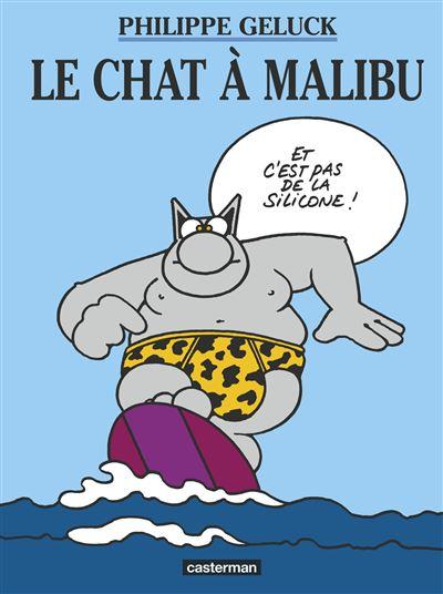 Le chat à Malibu