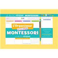 Le bloc Mémoniak spécial Montessori 2020-2021