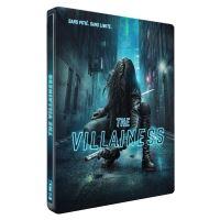 The Villainess Steelbook Blu-ray