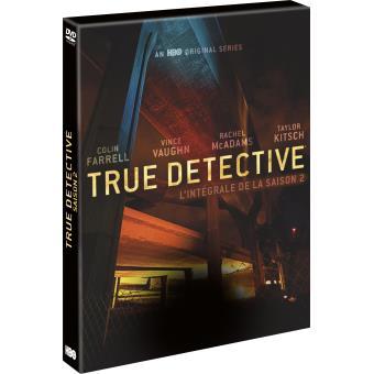 True DetectiveTrue Detective Saison 2 – 2 DVD