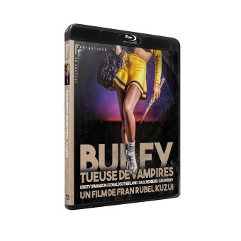 Buffy contre les vampiresBuffy, tueuse de vampires Blu-ray