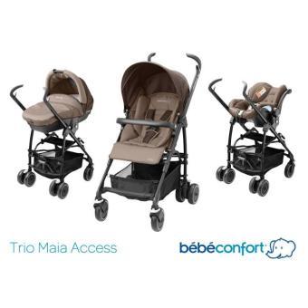 poussette bebe trio bebe confort