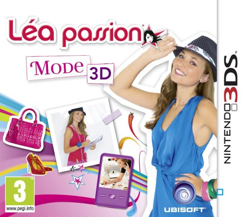 Léa Passion Mode 3D Nintendo 3DS
