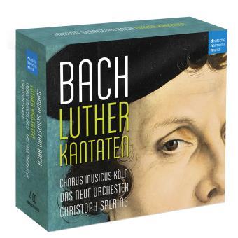Bildergebnis für Bach Luther Kantaten