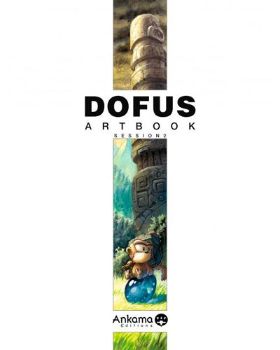 Artbook Dofus session 2