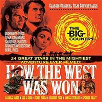 BIG COUNTRY & HOW THE WEST WAS WON