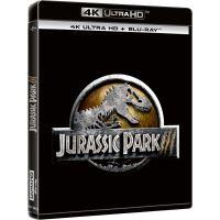 Jurassic Park III Blu-ray 4K Ultra HD
