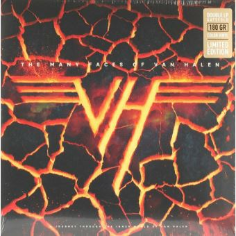 The Many Faces of Van Halen - 2LP