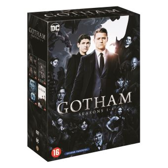 GothamCoffret Gotham Saisons 1 à 4 DVD