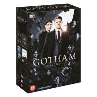 Coffret Gotham Saisons 1 à 4 DVD