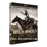 Hell on Wheels Coffret intégral de la Saison 3 - Blu-Ray