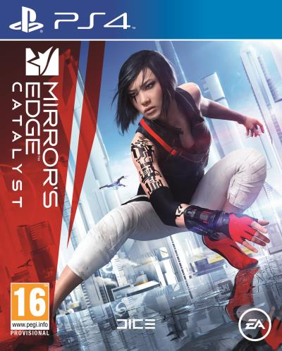 Mirror's Edge Catalyst PS4 - PlayStation 4