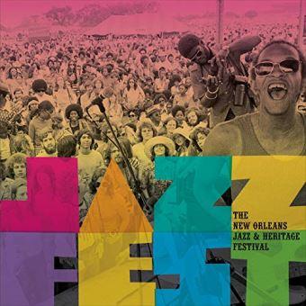 Jazz fest/coffret