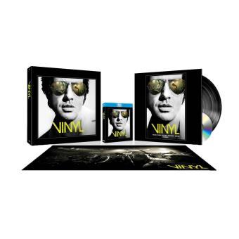 VinylVinyl Saison 1 Coffret Collector Blu-Ray