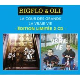 Cour des grands/vraie vie/2 cd/fourreau