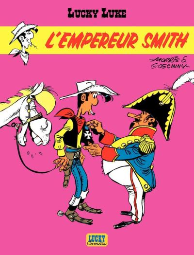 Lucky Luke - Tome 13 – L'Empereur Smith - 9782884717267 - 5,99 €