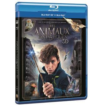 Animaux fantastiques/3d
