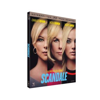 Scandale Blu-ray