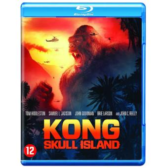 Kong: Skull Island - Bluray
