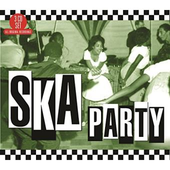 SKA PARTY/3CD