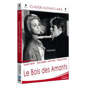 Le Bois des amants - DVD