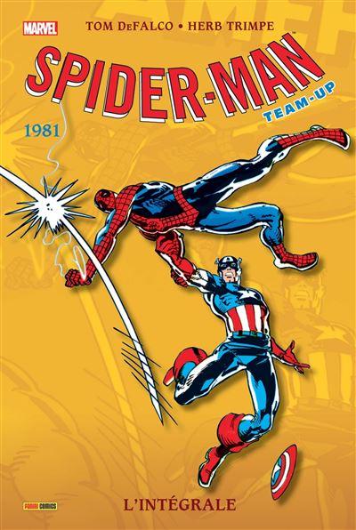 Spider-Man Team-up: L'intégrale T39 (1981)