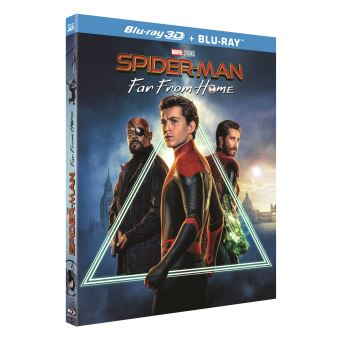 Spider-ManSpider-Man : Far From Home Blu-ray 3D