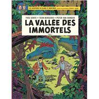 Blake & Mortimer - La Vallée des Immortels - Le Millième Bras du Mékong