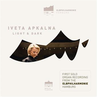 Light & Dark Œuvres pour orgue