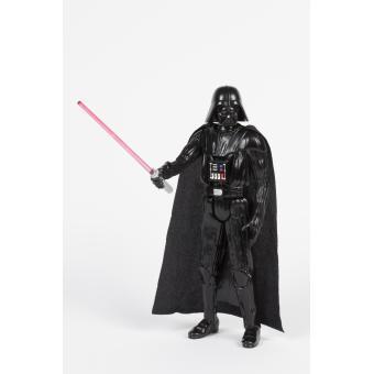 figurine star wars ep3 dark vador hasbro 30 cm autres figurines et r pliques achat prix fnac. Black Bedroom Furniture Sets. Home Design Ideas