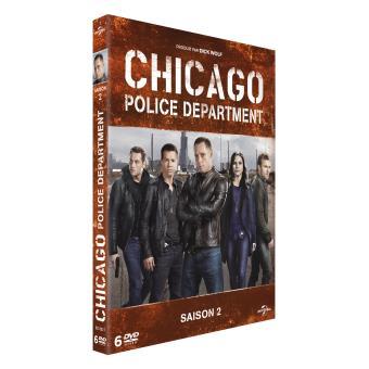Chicago Police DepartmentChicago Police Department Saison 2 - DVD