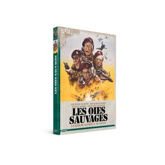 Les Oies sauvages DVD