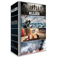 Coffret Guerre 4 films DVD