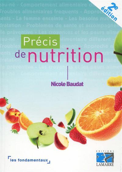 Précis de nutrition