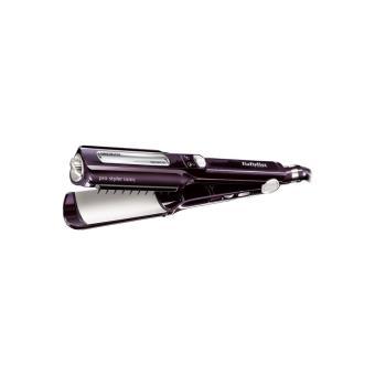 lisseur boucleur rotatif babyliss st284pe violet achat prix fnac. Black Bedroom Furniture Sets. Home Design Ideas