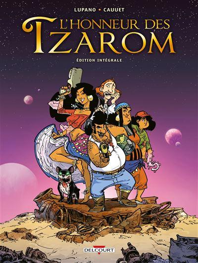 Honneur des Tzarom - intégrale