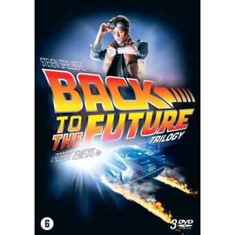 Back to the future trilogy-NL