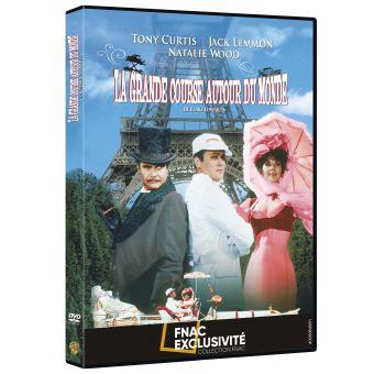 La Grande course autour du monde Collection Fnac DVD
