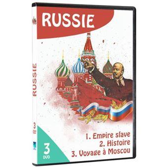 Voyage à Moscou DVD