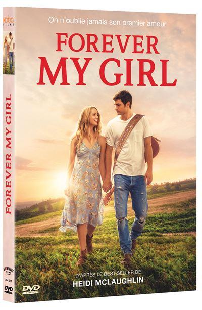 DVD Forever my girl