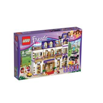 Lego® Heartlake City Hotel 41101 De Le Grand Friends EDH29eYbWI