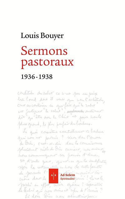 Sermons pastoraux