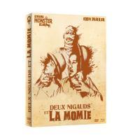 Deux nigauds et la momie Combo Blu-ray + DVD
